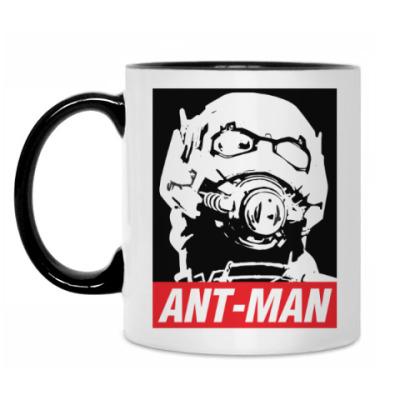 Кружка Человек-муравей