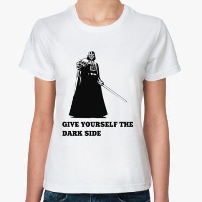 Классическая футболка Dark Side