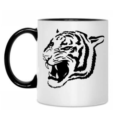 Кружка Tiger Head