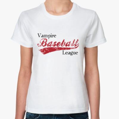 Классическая футболка Vampire league