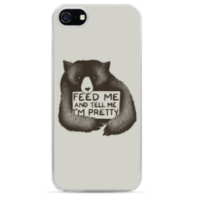 Чехол для iPhone Покорми меня