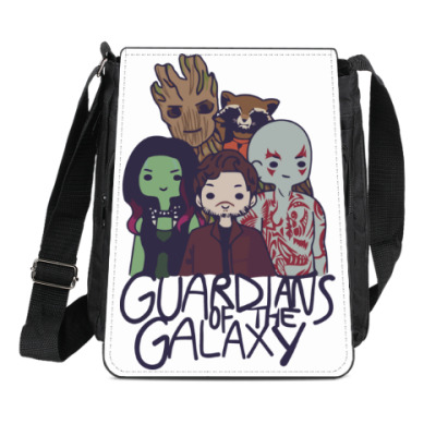 Сумка-планшет Стражи галактики