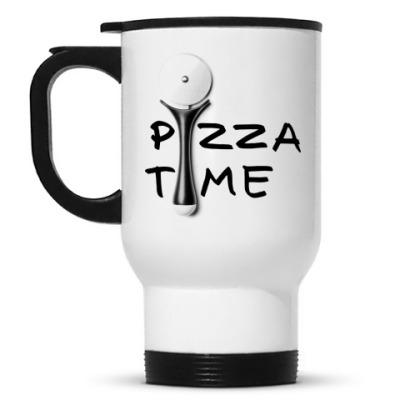 Кружка-термос Pizza Time