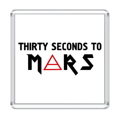 Магнит Thirty seconds to mars