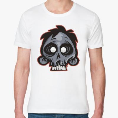Футболка из органик-хлопка Crazy Monkey