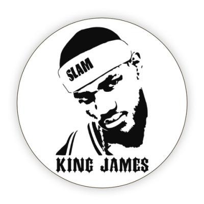 Костер (подставка под кружку) King James