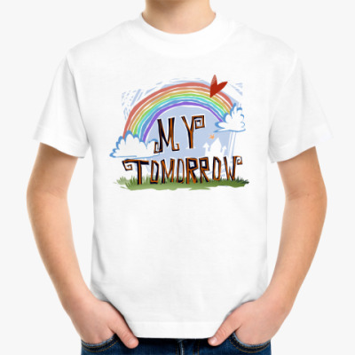 Детская футболка Tomorrow