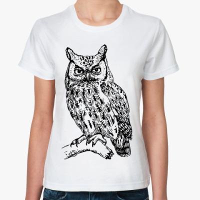 Классическая футболка OWL