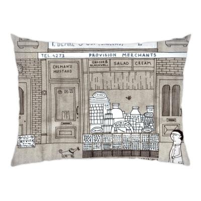 Подушка Shopping
