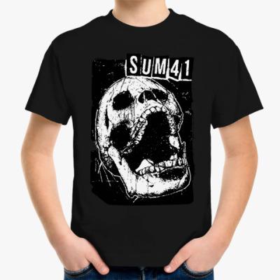 Детская футболка Sum 41