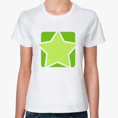 Классическая футболка GreenStar