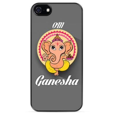 Чехол для iPhone Ганеш