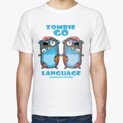 Футболка Gopher Zombie