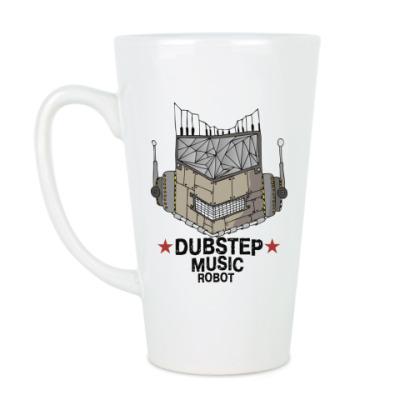 Чашка Латте Dubstep