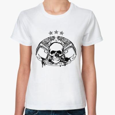 Классическая футболка Revenge