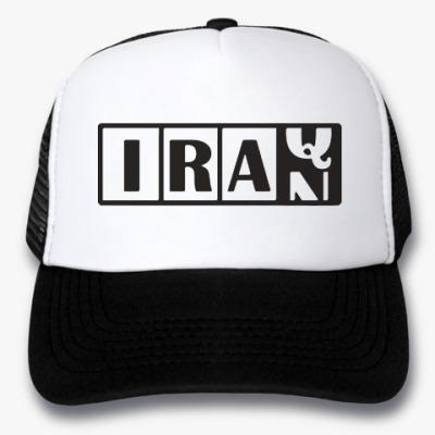 Кепка-тракер Иран-Ирак