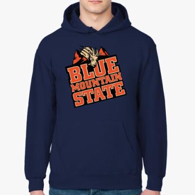 Толстовка худи Blue Mountain State