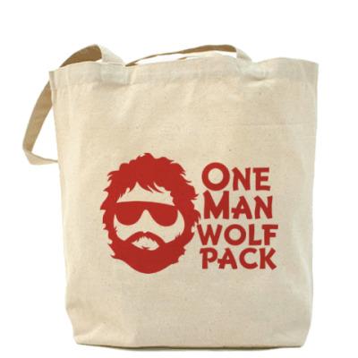 Сумка Wolfpack. Человек-волчья стая.