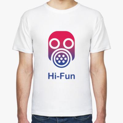 Футболка Hi-Fun