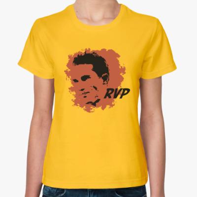 Женская футболка Ван Перси