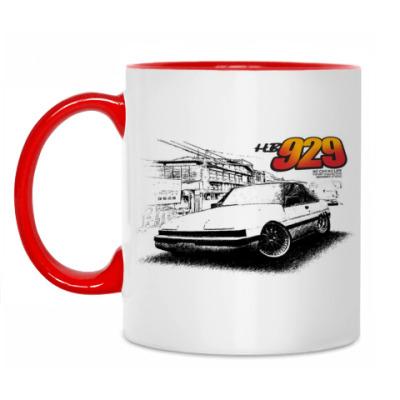 Кружка Mazda 929