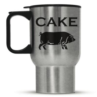 Кружка-термос Cake