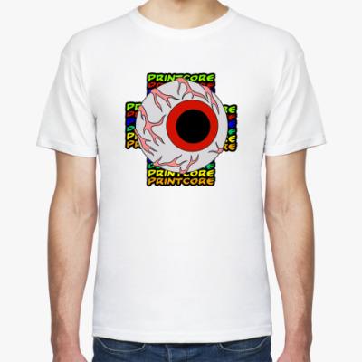 Футболка Printcore Eye