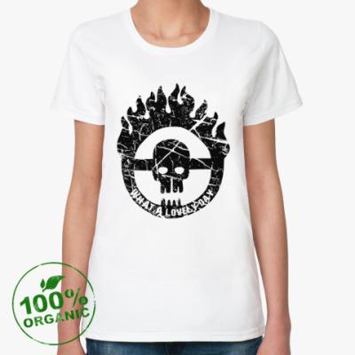Женская футболка из органик-хлопка Безумный Макс: дорога ярости