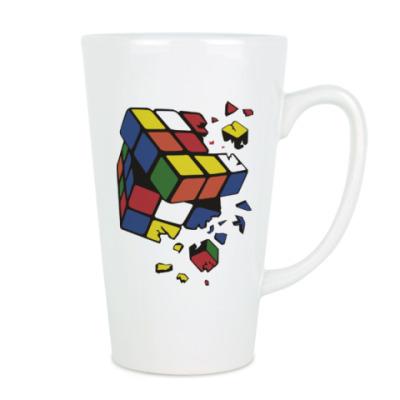 Сломанный кубик Рубика