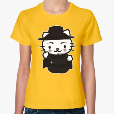 Женская футболка Kitty Vendetta
