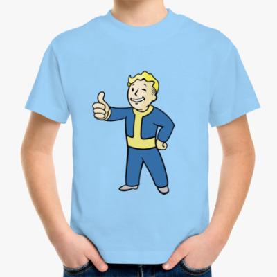 Детская футболка Fallout, Pipboy