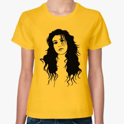 Женская футболка Amy Winehouse