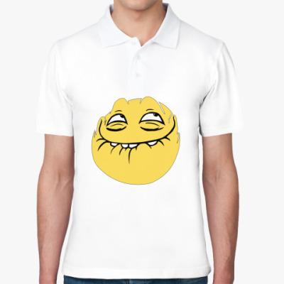 Рубашка поло ПеКа-фейс