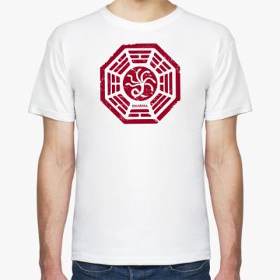 Футболка Dharma hidro