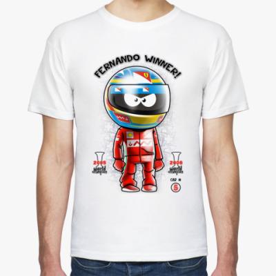 Футболка Fernando #5  '12