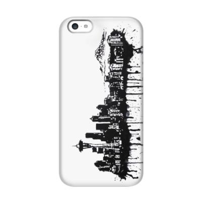 Чехол для iPhone 5c Seattle
