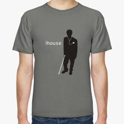 Футболка iHouse