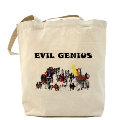 Сумка  Evil Genius