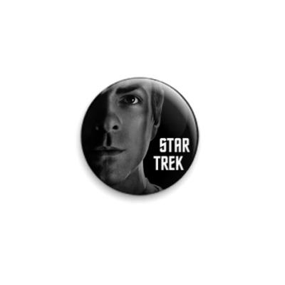 Значок 25мм Spock 2009 (STR31)
