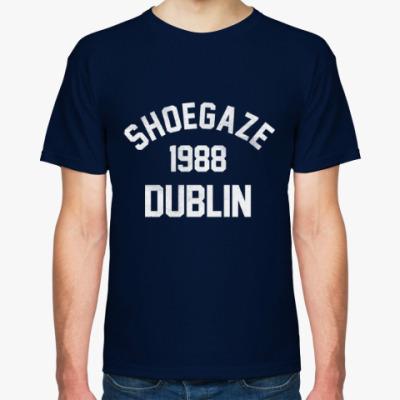 Футболка Shoegaze Dublin 1988