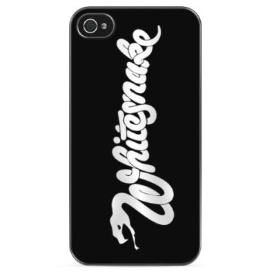 Чехол для iPhone Whitesnake