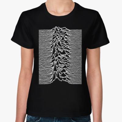 Женская футболка Joy Division