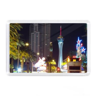 Магнит Nevada, Las Vegas