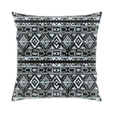 Подушка Национальный индейский дизайн