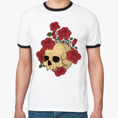 Футболка Ringer-T The Dead Garden