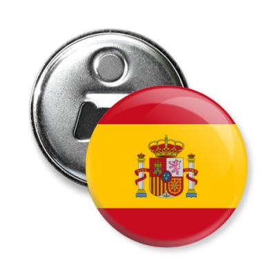 Магнит-открывашка Испания, Spain