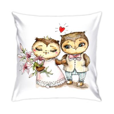 Подушка Свадебная