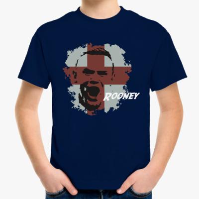 Детская футболка Руни