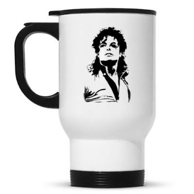 Кружка-термос Michael Jackson