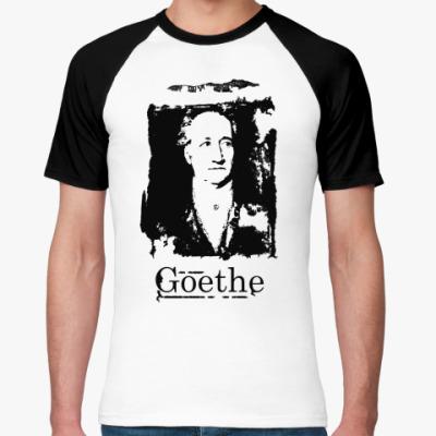 Футболка реглан Goethe
